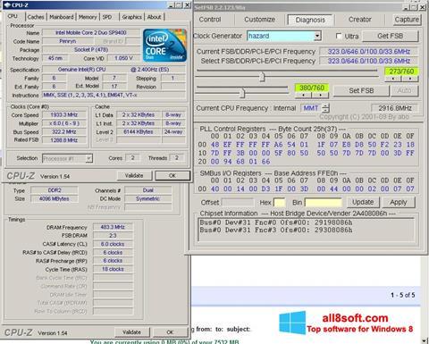 સ્ક્રીનશૉટ SetFSB Windows 8